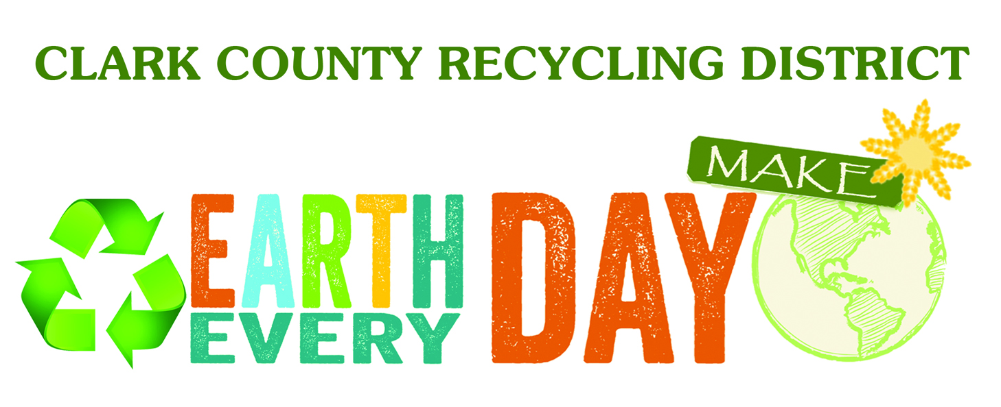 clark county recycling district earth day